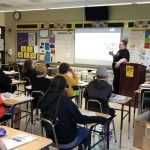 Bentworth Middle School Career Day